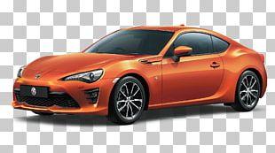 2017 Toyota 86 2018 Toyota 86 Sports Car PNG