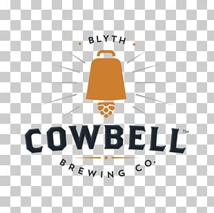 Brewery Beer Logo Cowbell Brewing Co. Brand PNG