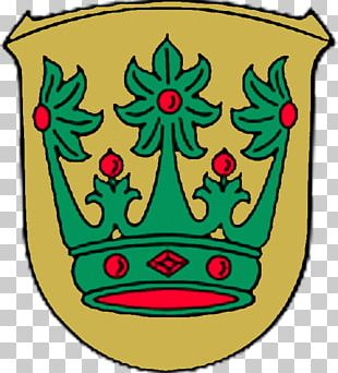 Green Leaf Coat Of Arms PNG