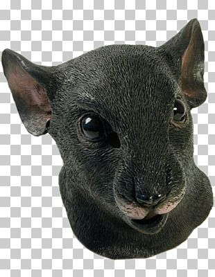 Latex Mask Animal Costume PNG