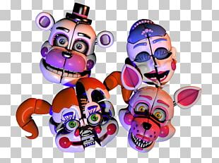 Five Nights At Freddy's: Sister Location Animatronics Jump Scare Robot PNG