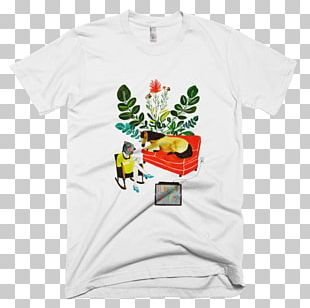 T-shirt Product Moustache Brand TEE PNG