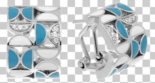 Earring Turquoise Body Jewellery Gold PNG
