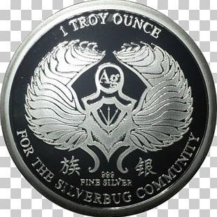 Silver Coin Bullion Silver Coin Precious Metal PNG