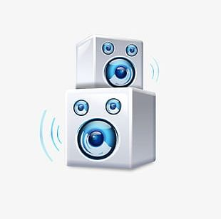 Bluetooth Speakers PNG