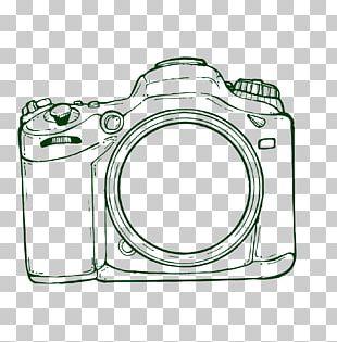 Drawing Camera PNG