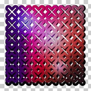Magenta Purple Violet Pattern PNG