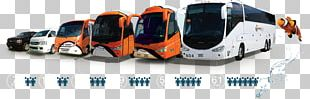 Bus Transport TOURINGCOACH CDMX Passenger PNG