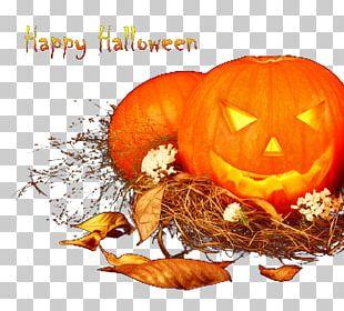 Pumpkin Halloween Jack-o'-lantern Mask Calabaza PNG