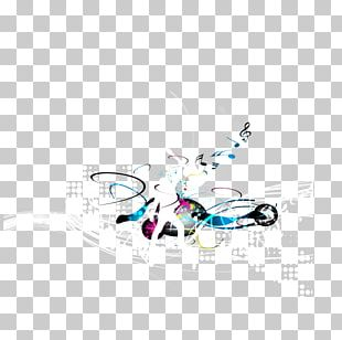 Music Graphic Design PNG