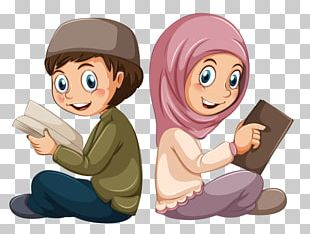 Muslim Islam Quran Boy PNG