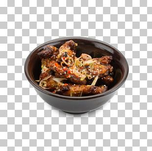 Buffalo Wing Japanese Cuisine Edamame Dish Crispy Fried Chicken PNG