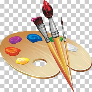 Palette Painting Drawing PNG