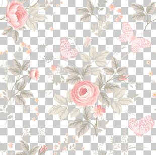Flower Pattern PNG