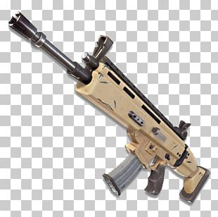 Fortnite Battle Royale FN SCAR PlayerUnknown's Battlegrounds Cross-platform Play PNG