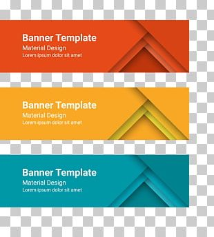 Web Banner Template PNG