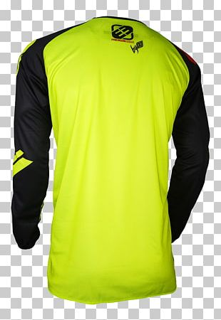Long-sleeved T-shirt Sports Fan Jersey Long-sleeved T-shirt Product Design PNG
