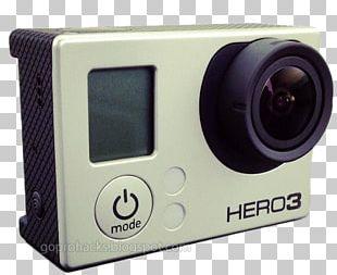 Video Cameras GoPro HERO3 Black Edition Digital Cameras PNG