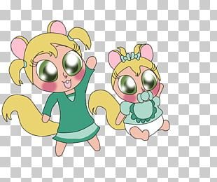 Alvin And The Chipmunks The Chipettes Drawing PNG