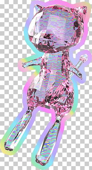 Pokémon Mew Seapunk PNG