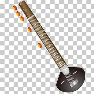 Acoustic Guitar Electric Guitar Tiple Bass Guitar Musical Instrument PNG