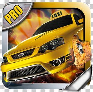 City 3D Duty Taxi Driver Taxi Racing Game Car PNG