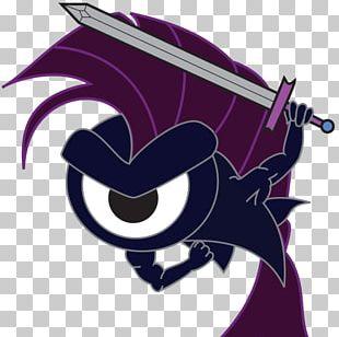 Purple Legendary Creature Violet PNG