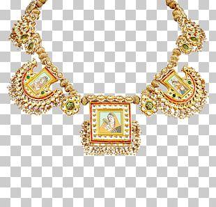 Necklace Tanishq Jewellery Gemstone Jewelry Design PNG