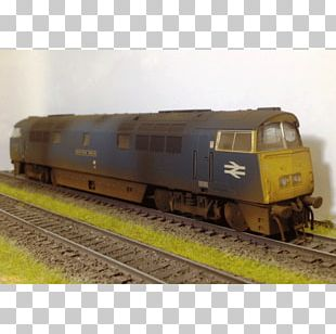 Rail Transport Train Locomotive OO Gauge Weathering PNG