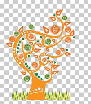 Tree Orange PNG