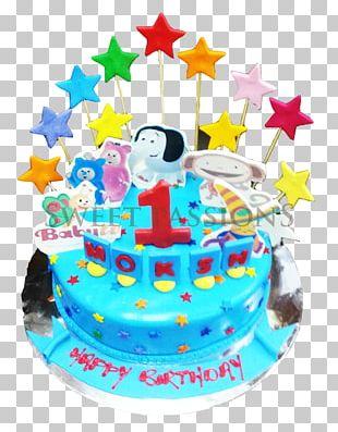 Birthday Cake Torte Cake Decorating Chocolate Cake PNG
