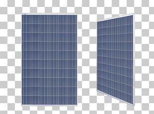 Solar Panels Solar Energy Polycrystalline Silicon Photovoltaics PNG