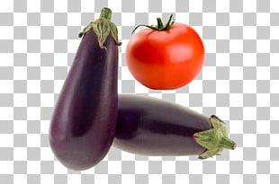 Tomato Eggplant Vegetable Vegetarian Cuisine Food PNG