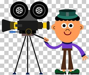 Movie Camera Film Photography Camera Operator PNG