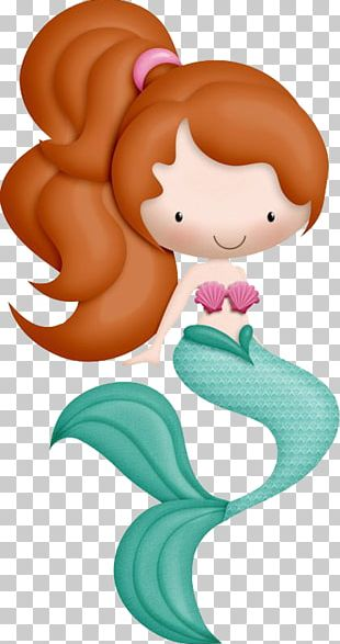 Ariel Mermaid PNG