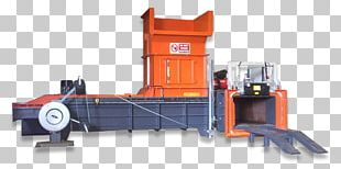 Paper Baler Plastic Materials Recovery Facility Waste PNG