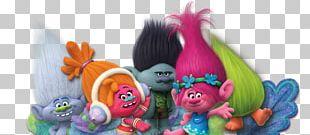 Trolls DreamWorks Animation Film True Colors PNG