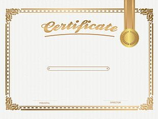 Academic Certificate Certification Euclidean Graphics PNG