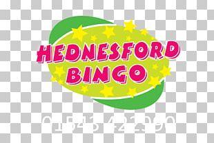 Hednesford Bingo Club Logo Brand Font PNG