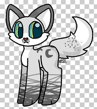 Whiskers Cat Dog White PNG