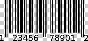 Barcode UPC A PNG