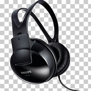 Noise-cancelling Headphones Philips Ear Sound PNG