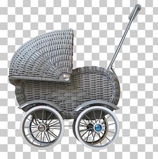Doll Stroller Baby Transport Vintage Clothing Antique PNG
