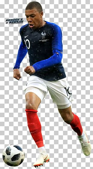 Kylian Mbappé 2018 World Cup France National Football Team Football Player PNG