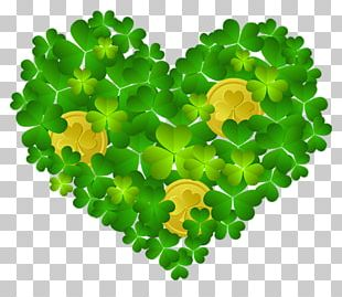 Saint Patrick's Day Ireland Shamrock PNG