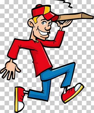 Pizza Delivery PNG