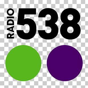 Radio 538 Netherlands Radio Veronica Logo PNG