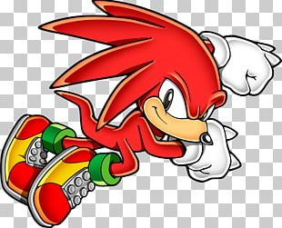Sonic & Knuckles Sonic Mania Knuckles' Chaotix Sonic And The Secret Rings Knuckles The Echidna PNG