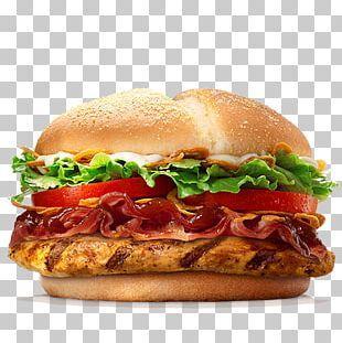 Barbecue Chicken Chicken Sandwich Whopper Hamburger Chophouse Restaurant PNG