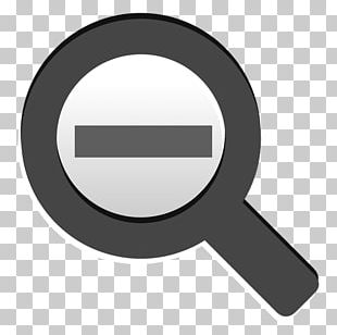 Zoom Lens Computer Icons Button PNG